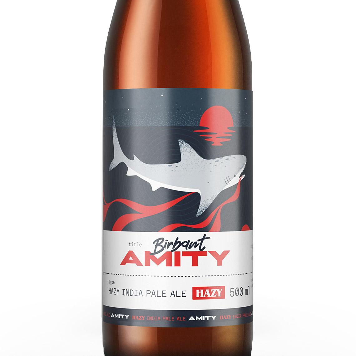 AMITY Hazy IPA