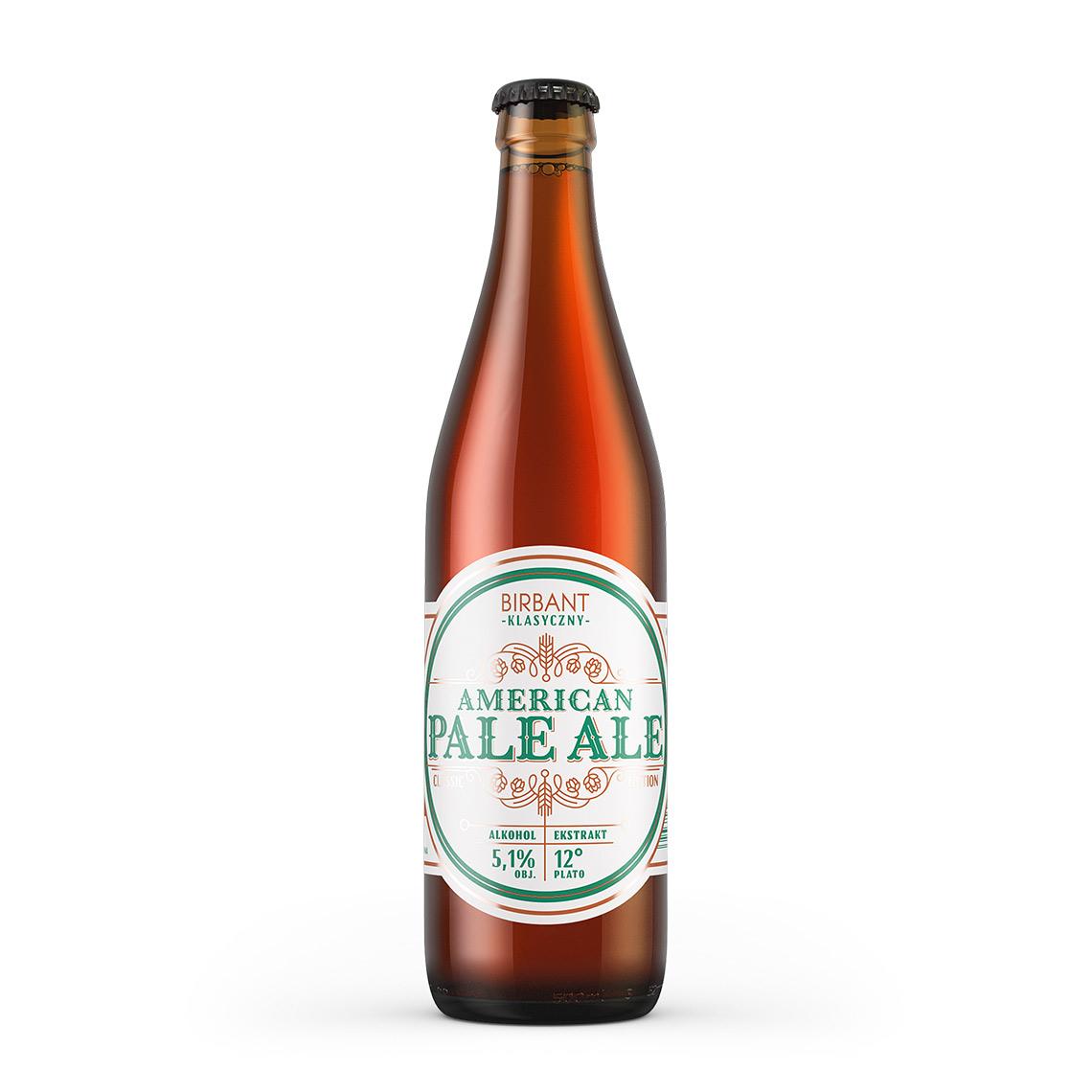 BIRBANT American Pale Ale classic