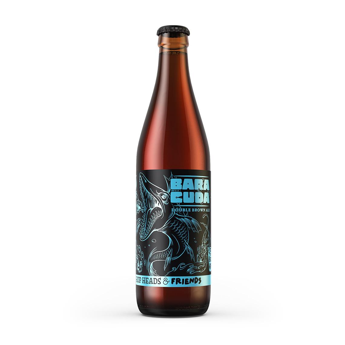 BIRBANT Bara Cuda - Double Brown Ale