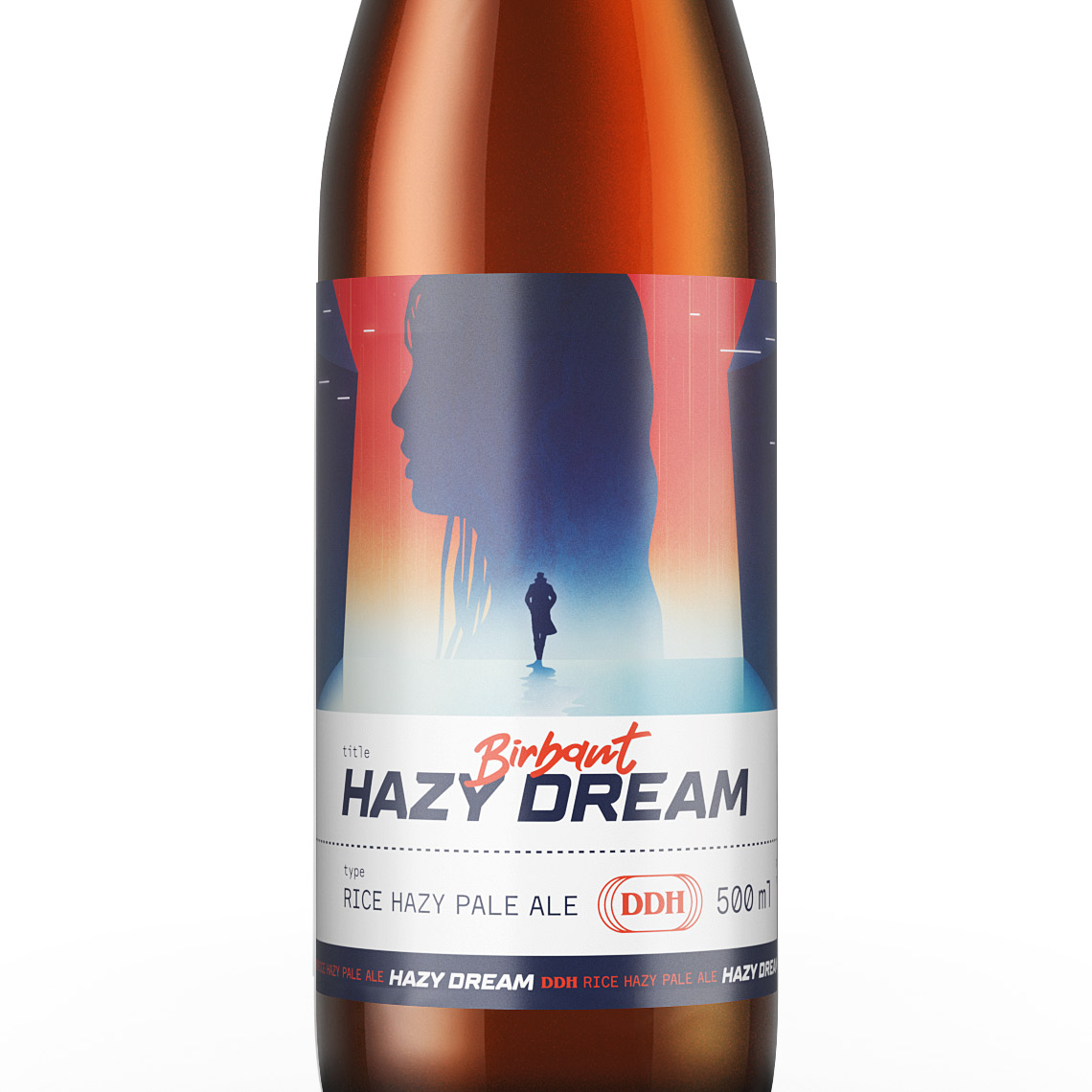 HAZY DREAM DDH Rice Pale Ale