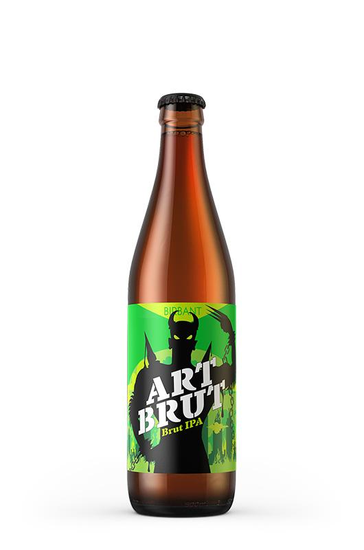 BIRBANT Art Brut - Brut IPA