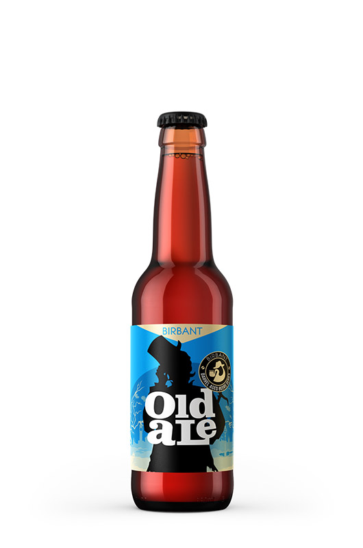 BIRBANT Old Ale Barrel Aged