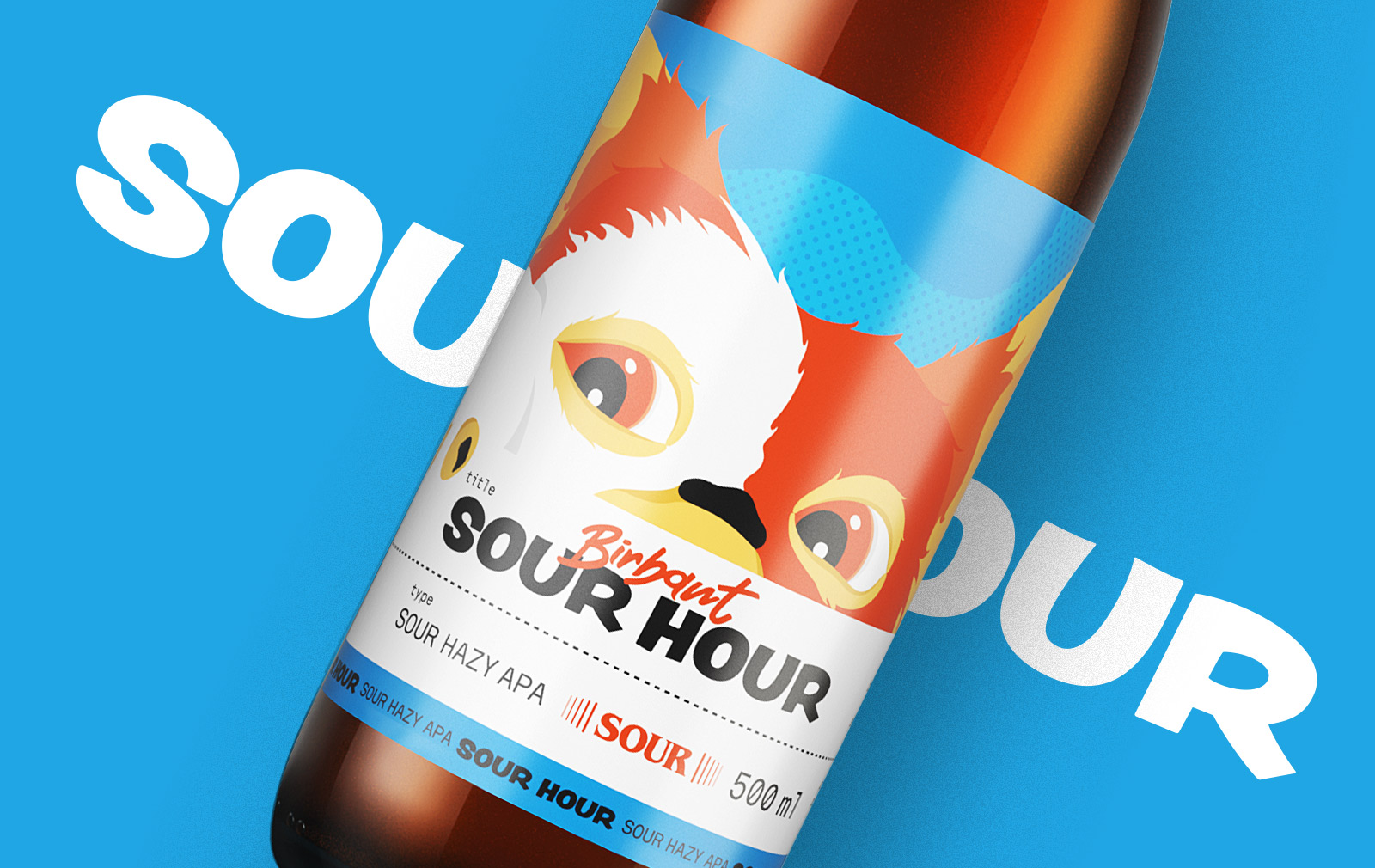 SOUR HOUR Sour Ale